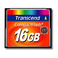 Memorijska kartica Compact Flash Transcend 16GB 133X