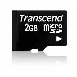 Memorijska kartica Transcend SD MICRO 2GB TS