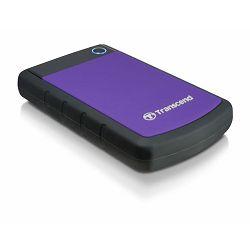 Vanjski tvrdi disk1TB StoreJet 25H3P Transcend USB 3.0