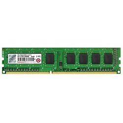 Memorija Transcend DDR3 4GB 1333MHz, JM1333KLH-4G