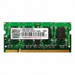 Memorija za prijenosna računala Transcend DDR2 1GB 800MHz SO