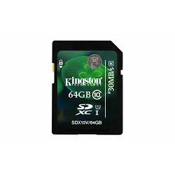 Memorijska kartica  Kingston SD 64GB HC Class 10