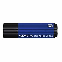 USB memorija Adata 64GB S102 PRO USB 3.0 Blue AD