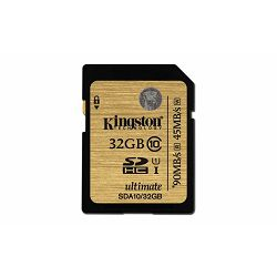 Memorijska kartica Kingston SD 32GB UHS-I Ultimate Class 10