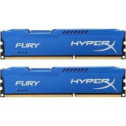 MEM DDR3 8GB 1600MHz (2x4), HyperX Fury KIN