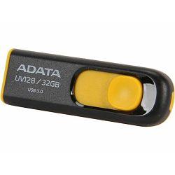 USB memorija Adata 32GB UV128 Yellow AD.