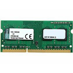 Memorija branded Kingston 4GB DDR3 1600MHz SODIMM za Asus KI