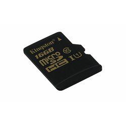 Memorijska kartica  Kingston SD MICRO 16GB Class 10 UHS-I