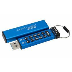 MEM UFD 32GB DT2000 Encrypted KIN
