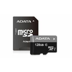 Memorijska kartica Adata SD MICRO 128GB HC Class 10 UHS