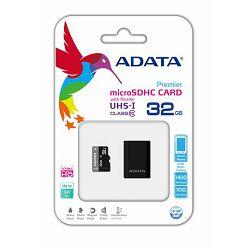 Memorijska kartica Adata SD MICRO 32GB HC Class 10 UHS-I 85-