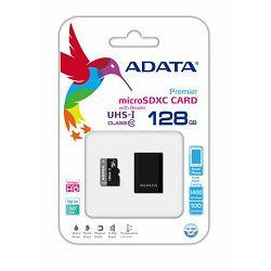 Memorijska kartica Adata SD MICRO 128GB HC Class 10 UHS-I 85
