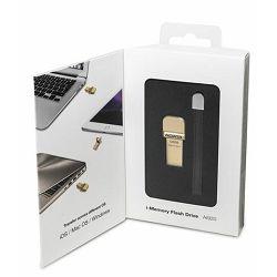 USB memorija ADATA 128GB AI920 GOLD APPLE