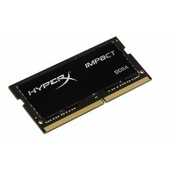 Memorija za notebook SOD DDR4 16GB 2400MHz HyperX Impact KIN