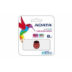 USB memorija DashDrive Durable UD310 8GB red