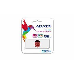USB memorija DashDrive Durable UD310 32GB red