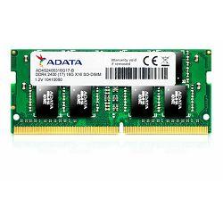 Adata Memorija SO-DIMM DDR4 4GB 2400MHz bulk