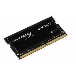 Memorija SODIMM Kingston DDR4 8GB 2400MHz HyperX Impact