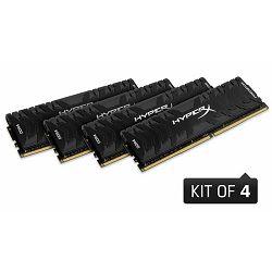 Memorija DDR4 32GB 3200MHz (4x8) HyperX NEW Predator KIN