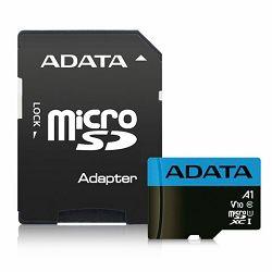 Memorijska kartica Adata SD MICRO 16GB HC Class 10 UHS-I 85-R