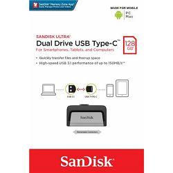 USB memorija Ultra Dual Drive USB Type-C / USB 3.1 128GB