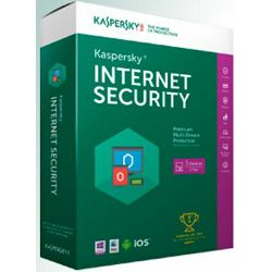Kaspersky Internet Security 1D 1Y+ 3mth