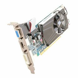 VGA Sapphire R7 250 2G DDR3 PCI-E HDMI / DVI-D / VGA WITH BOOST, 1000MHz (1050MHz) / 900Hz, 128-bit, 1.5 slot active, , BULK