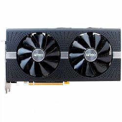 SAPPHIRE Video Card AMD Radeon NITRO+ RX 580 4G GDDR5 DUAL HDMI / DVI-D / DUAL DP W/BP (UEFI)