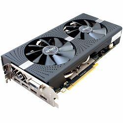 SAPPHIRE NITRO+ RADEON RX 580 4G GDDR5 DUAL HDMI / DVI-D / DUAL DP OC W/BP (UEFI)