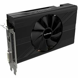 SAPPHIRE Video Card AMD Radeon PULSE ITX Radeon RX 570 4G GDDR5 HDMI / DVI-D / DP W/BP (UEFI)
