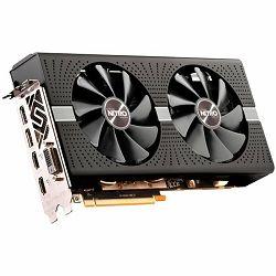 SAPPHIRE Video Card AMD Radeon NITRO+ RX 590 8G GDDR5 DUAL HDMI / DVI-D / DUAL DP W/BP OC (UEFI)