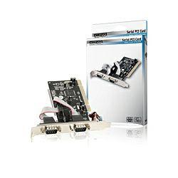 KONIG kontroler 2×serijski port, PCI