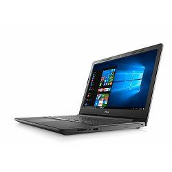 Dell Vostro 3568 i5-7200U/HD/4GB/1TB/R5-M420-2GB/Ubuntu/Black
