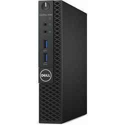 Dell Optiplex 3050 Micro i3-7100T/4GB/500GB/WLAN/Win10Pro