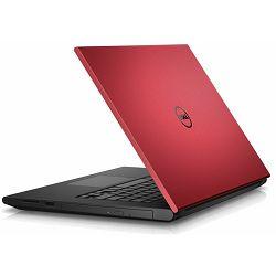 Dell Inspiron 3567 i3-6006U/HD/4GB/1TB/Ubuntu/Red