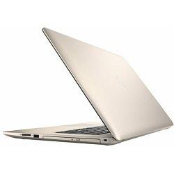 Dell Inspiron 5570 i5-8250U/FHD/8GB/SSD256GB/AMD-530-4GB/FP/Ubuntu/Rose-Gold