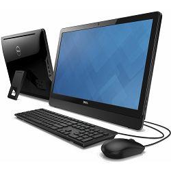Dell Inspiron AIO 3464 i3-7100U/FHD/4GB/1TB/WLAN/Ubuntu/Black