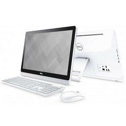 Dell Inspiron AIO 3264 4415U/FHD/TOUCH/8GB/1TB/WLAN/Ubuntu/White