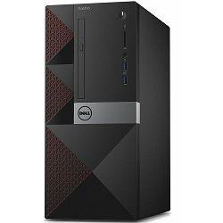 Dell Vostro 3668 MT i3-7100/4GB/1TB/WLAN/Win10Pro