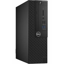 Dell OptiPlex 3050 SFF i3-7100/4GB/SSD128GB/VGA/Ubuntu