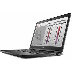 Dell Precision 3530 i5-8300H/FHD/Touch/8GB/SSD256GB/P600/SCR/FP/Backlit/Win10Pro