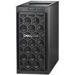 Dell PowerEdge T140 i3-8100/8GB/1TB-SATA/DVDRW/iDRAC9Basic
