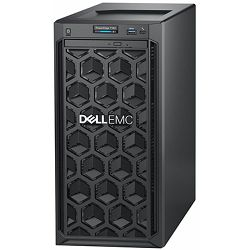 Dell PowerEdge T140 E-2124/8GB/2x1TBSATA/H330/iDRAC9Basic/DVDRW