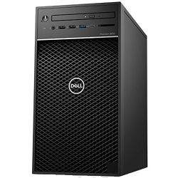 Dell Precision T3630 i7-8700/8GB/M.2-PCIe-SSD256GB/1TB/WX3100-4GB/460W/Win10Pro