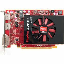 AMD FIREPRO V4900 GDDR5 1GB/128bit, PCI-E 2.1 x16, DVI, 2x DP, VGA Cooler(Double Slot), Full Retail
