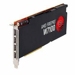 AMD FIREPRO W7100 8G GDDR5 PCI-E QUAD DP FULL 100-505724