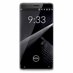 NOA H4se black (5 FHD 1920*1080 JDI Display, MTK6735 Quad Core 1.3GHz, 4G LTE, 3GB/16GB, 5MP, 13MP HD SONY, Android 6.0, 2200 mAh lithium)