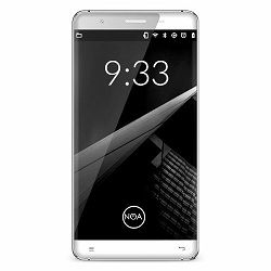 NOA H4se white (5 FHD 1920*1080 JDI Display, MTK6735 Quad Core 1.3GHz, 4G LTE, 3GB/16GB, 5MP, 13MP HD SONY, Android 6.0, 2200 mAh lithium)