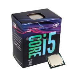 Intel Core i5-8400 - 2.80GHz (6 Cores), 9MB, S.1151, UHD grafika, sa hladnjakom
