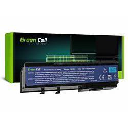 Green Cell (AC10) baterija 4400 mAh,10.8V (11.1V) BTP-ARJ1 za Acer TravelMate 2420 3300 4520 4720 Extensa 3100 4400 4620 4720 eMachines D620